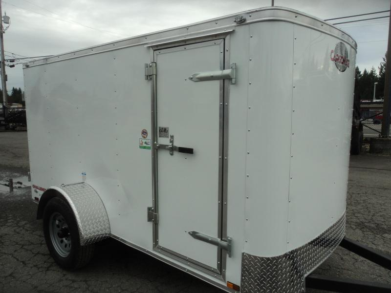 2020 Cargo Mate Challenger 5x10 Enclosed Cargo Trailer