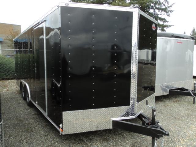 2021 Cargo Mate E-Series  8.5X20 7K Enclosed Wedge Trailer