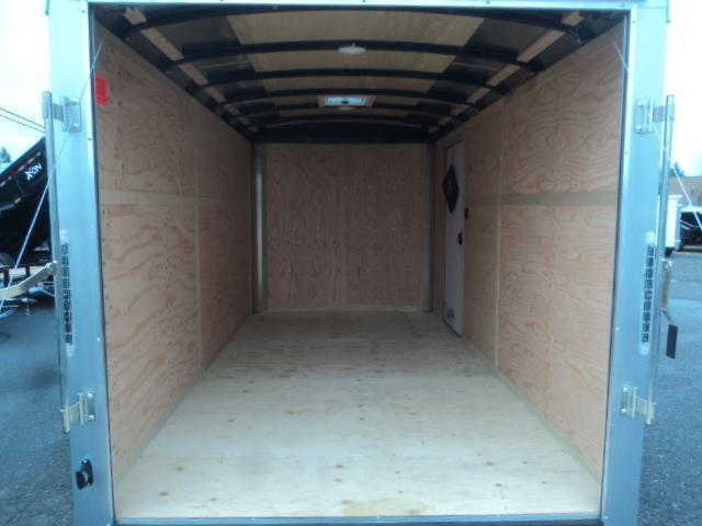 2020 Cargo Mate Blazer 7x14 7K w/Rear Ramp Door