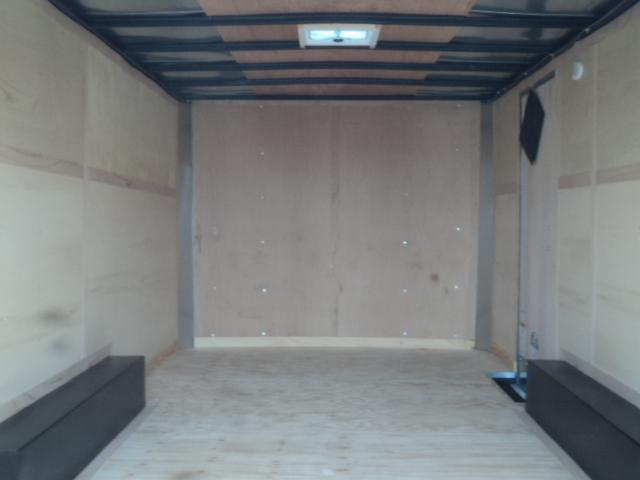 2020 Cargo Mate Challenger 8.5x16 7K w/Vent
