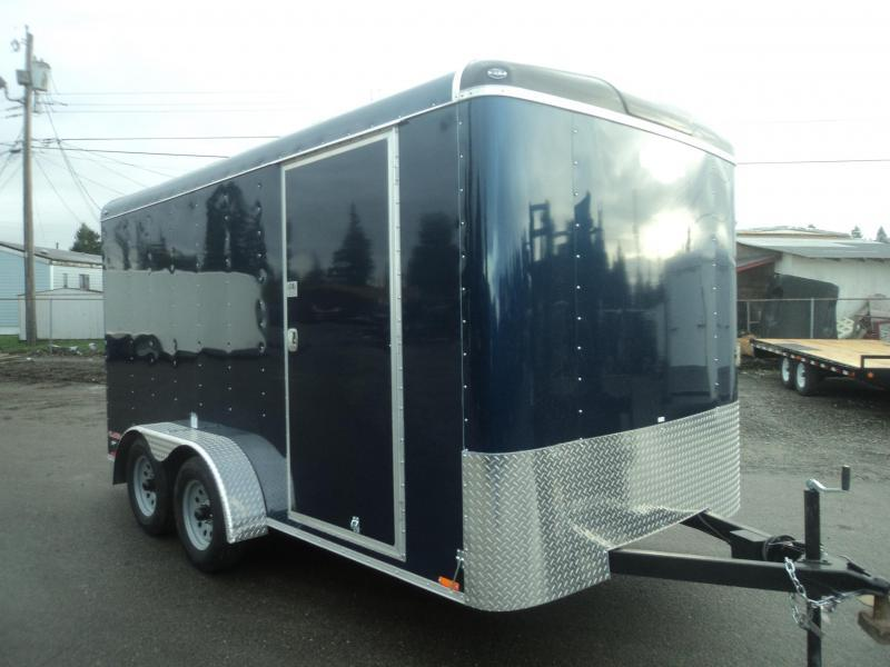 2020 Cargo Mate Blazer 7x14 7K w/Cargo Doors