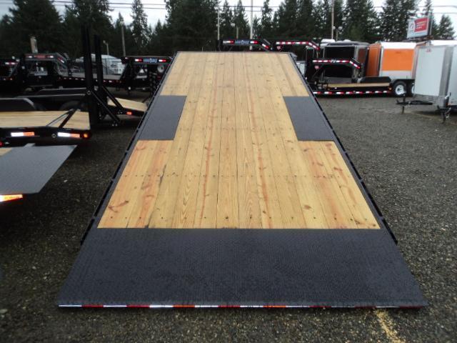 2020 PJ Trailers 8.5x22 14K Deckover Tilt