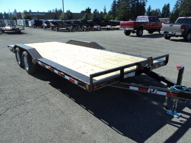 2020 PJ  8.5X18 10K Channel Buggy Hauler Trailer