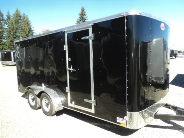 2020 Cargo Mate Challenger 7X16 7K w/Rear Cargo Doors