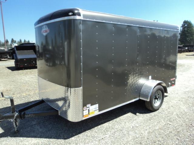 2020 Cargo Mate Blazer 6X12 /Ramp Door