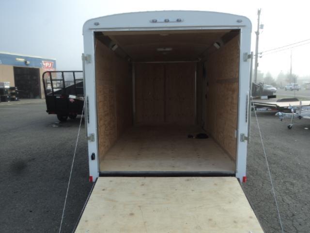 2020 Cargo Mate Blazer 7x14 7K w/110V Package/Ramp/Ceiling liner