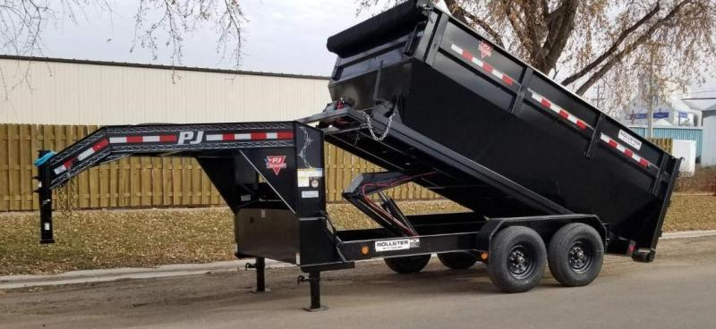 2020 PJ Trailers dr14 Dump Trailer