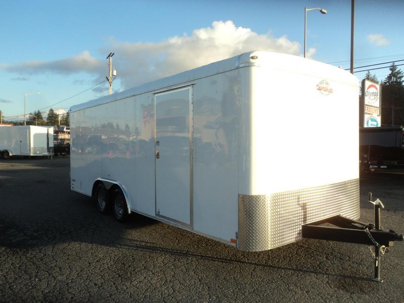 2020 Cargo Mate Blazer 8.5X20 7K w/Cargo Doors