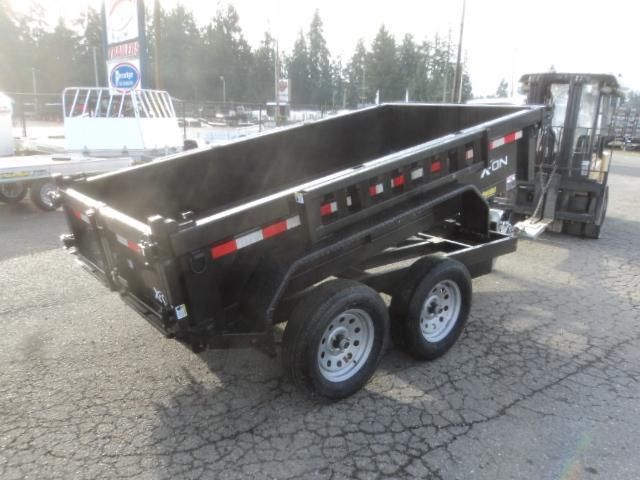 2020 X-On 5X10 10K Dump Trailer w/Tarp Kit/Ramps++