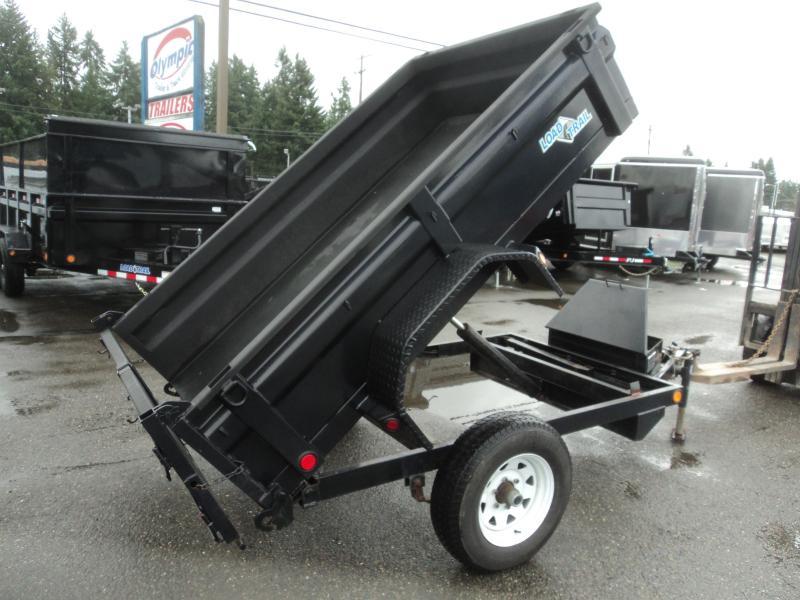 2010 Load Trail 5X8 Dump Trailer