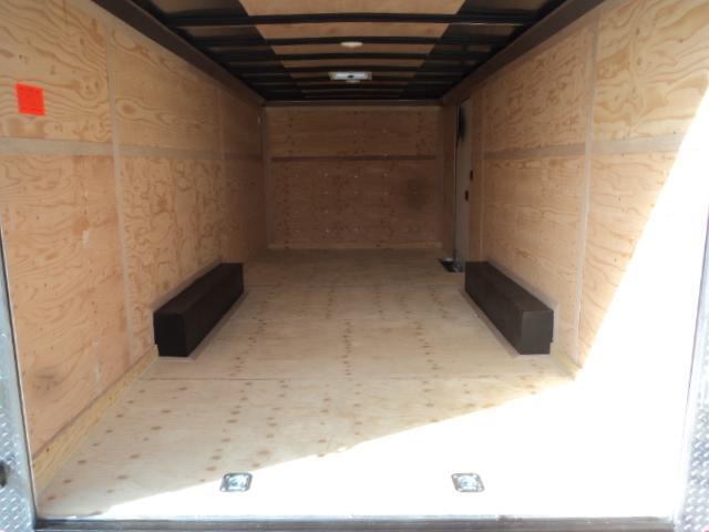 2021 Cargo Mate 8.5X20 7k E-series Enclosed Trailer