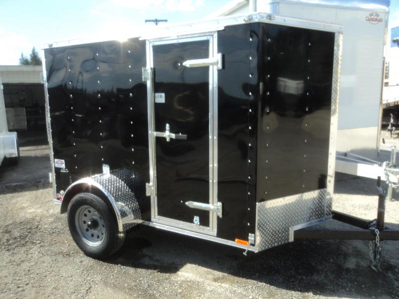 2020 Cargo Mate 5x8 E-series with Extra Height