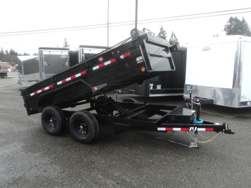 2020 PJ 6x12 10K Dump  with Tarp Kit