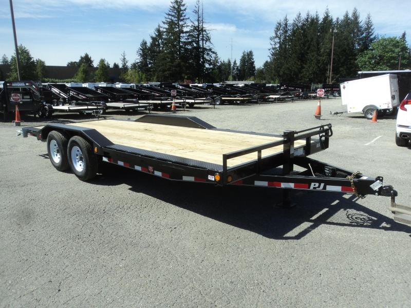 2020 PJ Trailers B620 Equipment Trailer