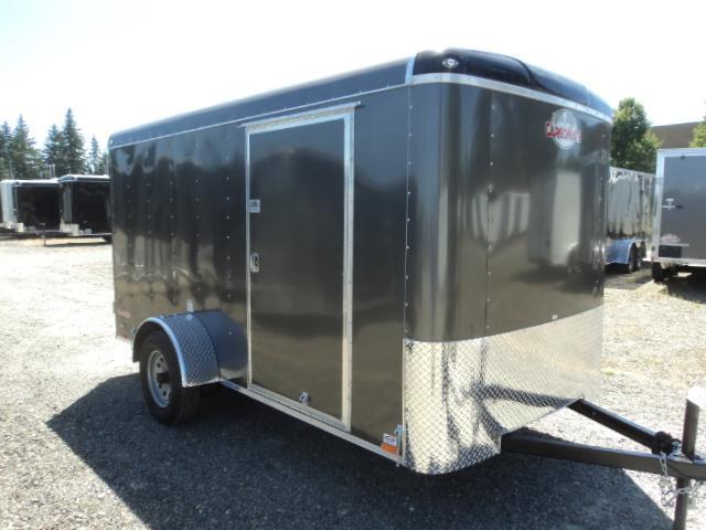 2021 Cargo Mate Blazer 6X12 w/Extra Height/Ramp Door