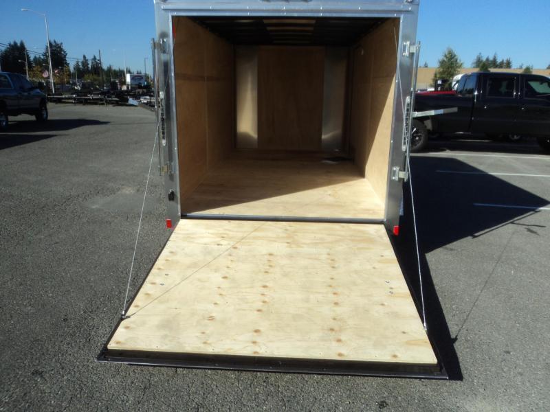 2020 Cargo Mate Challenger 7X14 7K w/Rear Ramp Door