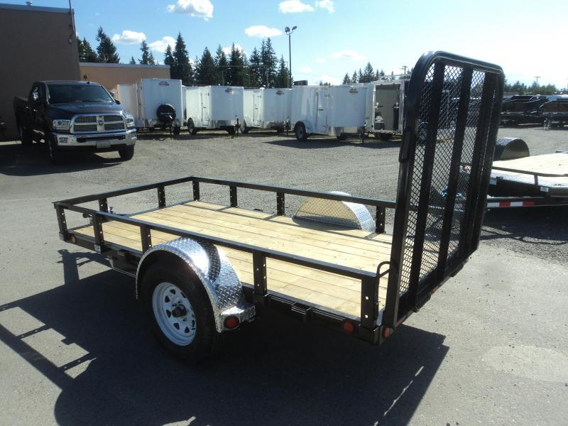 2020 PJ Trailer 5x10 w/Fold up Gate