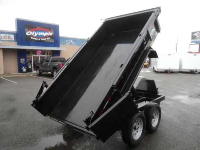 2020 X-On 5X10 10K Dump Trailer w/Tarp Kit/Ramps++