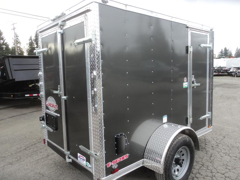 2020 CARGO MATE E-SERIES 5X8 ENCLOSED WITH EXTRA HEIGHT