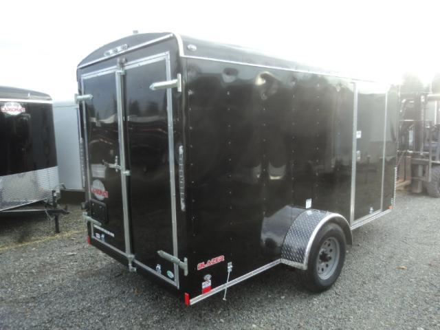 2020 Cargo Mate Blazer 6X14 Enclosed w/Rear Cargo Doors
