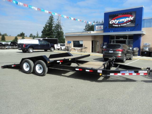 2019 7x20 14K Tilt Load Trail equipment trailer