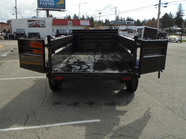 """2020 Load Trail 5X10 7K with Tarp Kit/24"""" Sides/Ramps"""