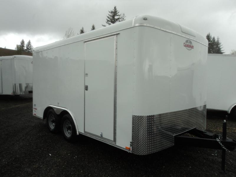 2020 Cargo Mate Blazer 8.5x16 7K w/Cargo Doors