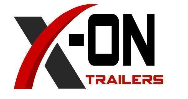 """2020 X-On 7x16 21K Gooseneck 8"""" I Beam Dump Trailer w/Tarp Kit/Ramps++"""