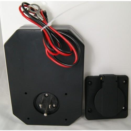 Car Battery Amp Hours >> BATTERY CHARGER 12V 1.5 AMP | Olympic Trailer | PJ and Cargo Mate flatbed and cargo trailers in WA