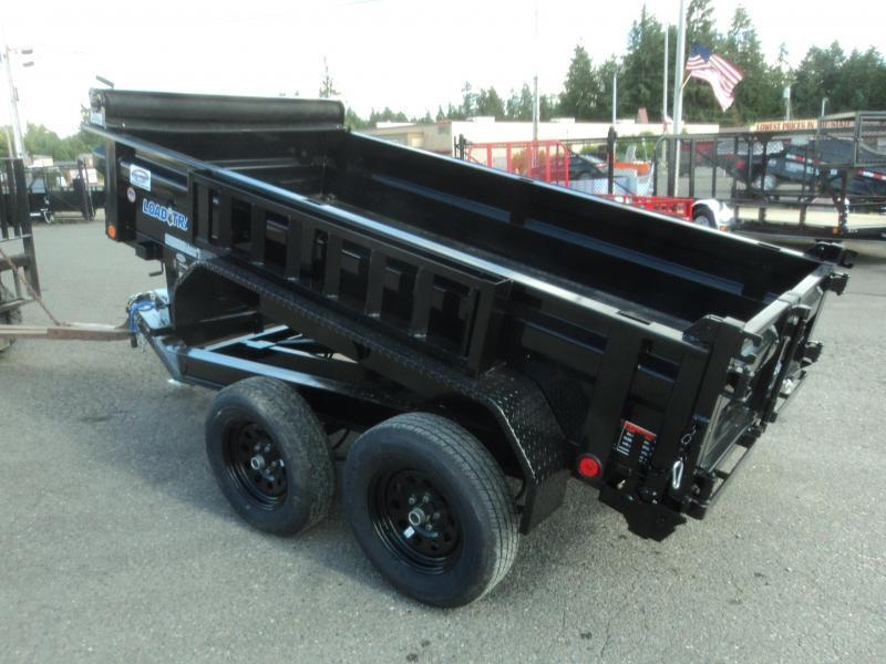 2020 Load Trail 5X10 7K w/Tarp Kit/Rapid Charger/Ramps
