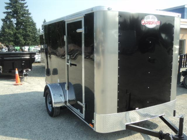 2020 Cargo Mate Challenger 6x10 Enclosed Cargo Trailer