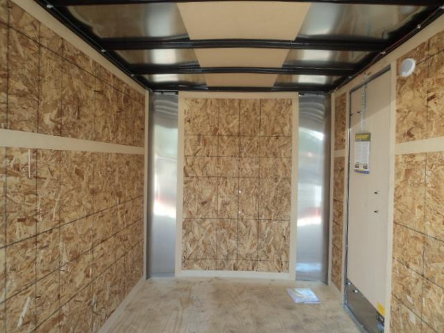 2020 Cargo Mate Challenger 6x10 Enclosed Cargo Trailer
