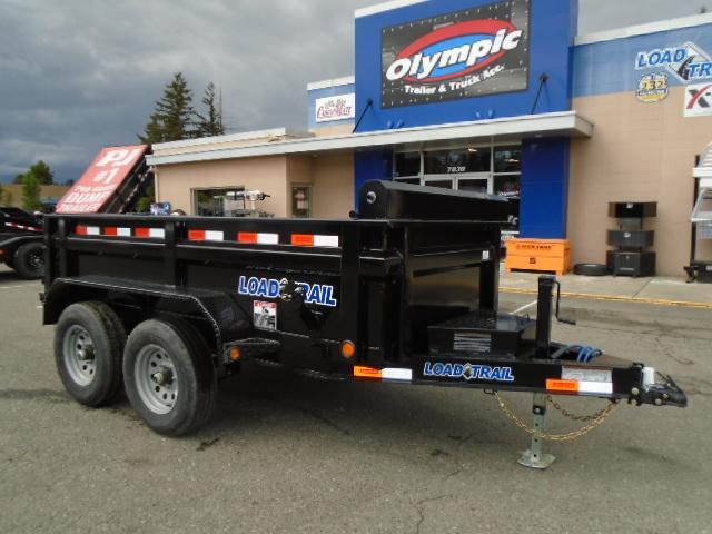 2020 Load Trail 5X10 10K Dump with Tarp Kit