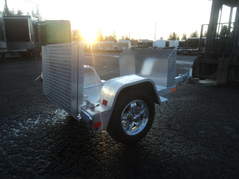 2021 Aluma Wheel Chair Utility Trailer