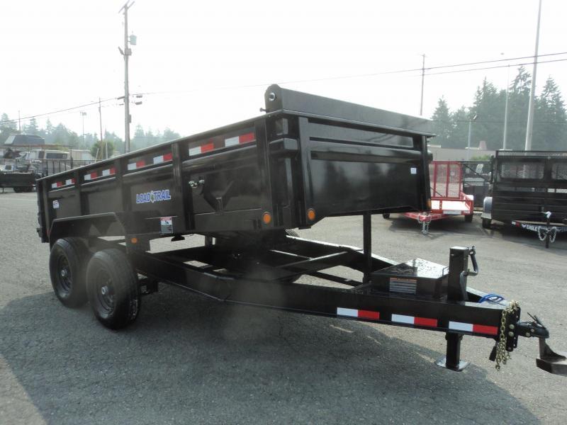 "2020 Load Trail 7X14 14K w/Tarp Kit/24"" sides/10K JACK/8 Amp Charger/Max Step"
