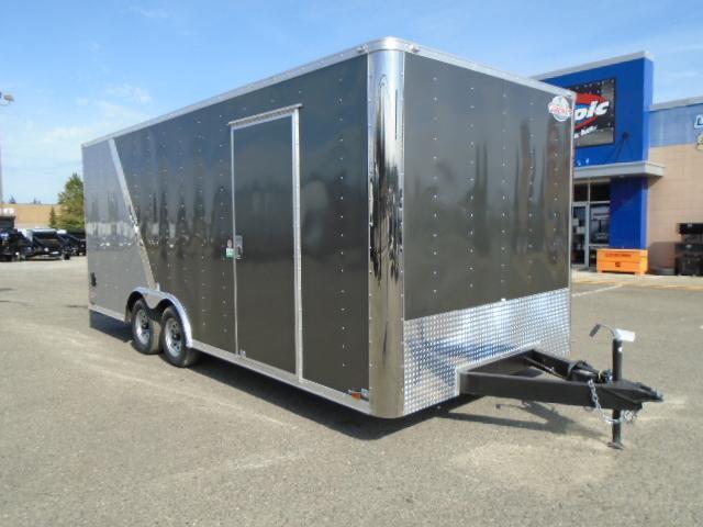 2020 Cargo Mate 8.5X20 7k E-series Enclosed Trailer