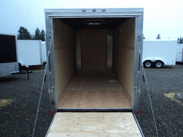 2021 Cargo Mate Challenger 6x12 w/Rear Ramp Door Enclosed Cargo Trailer