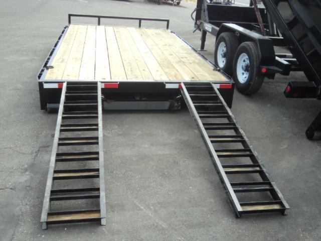 2020 PJ 8x14 Rollster Roll Off Deck
