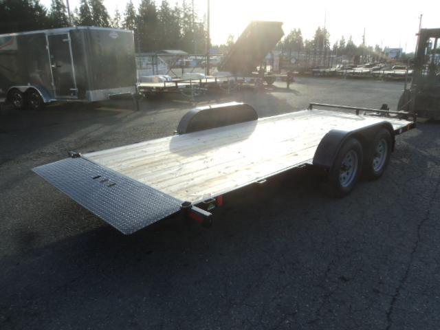 2020 Summit Alpine 7x18 7K Tilt Trailer
