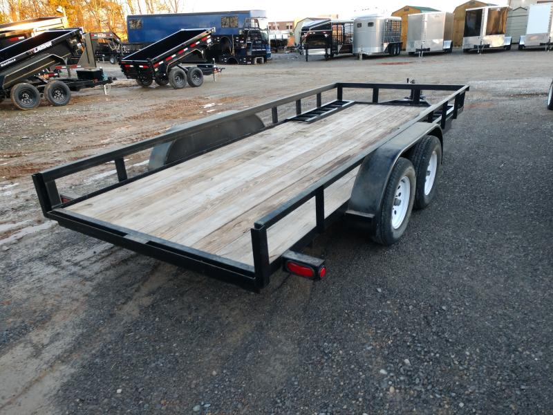 Used 77x16 Utility Trailer