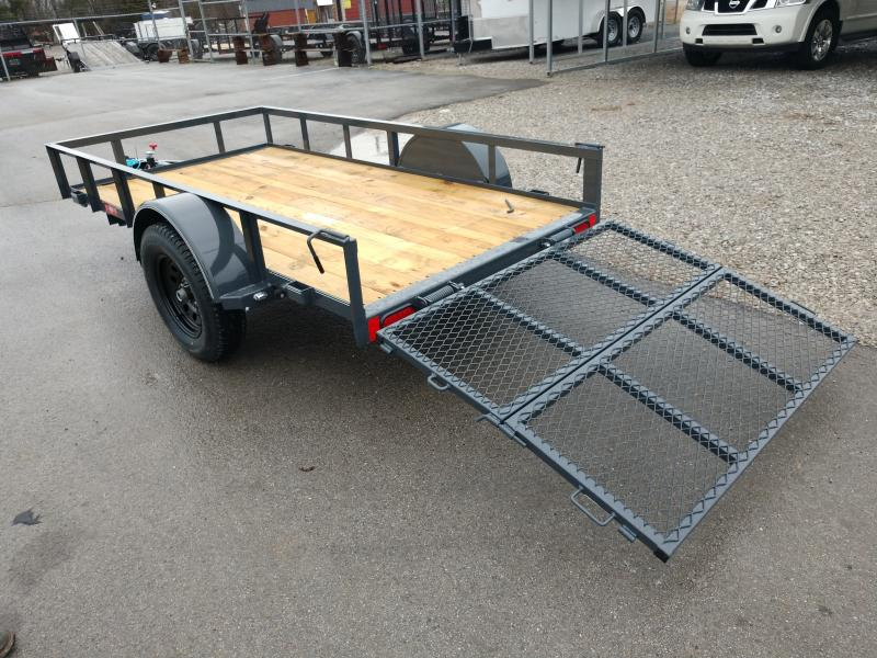 2020 Lamar Trailers 5x10 Single Axle Utility (UT) 3K Utility Trailer