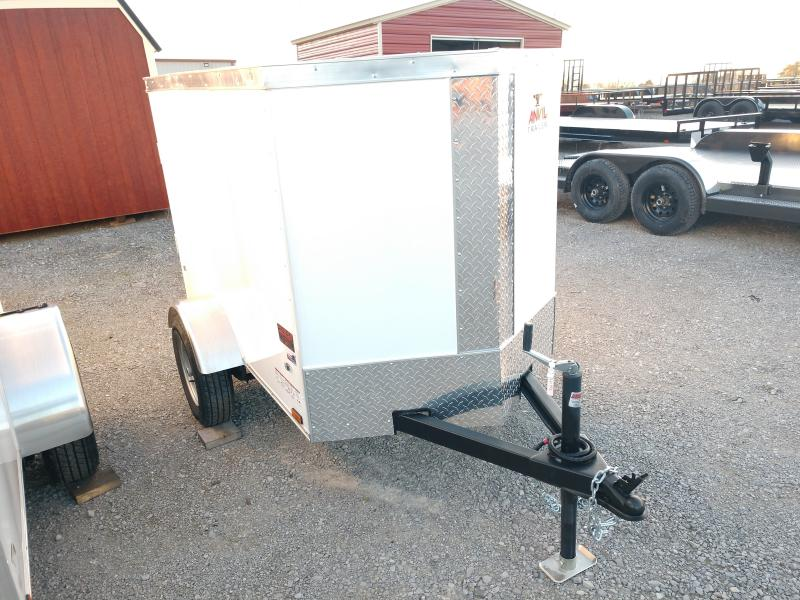 2020 Anvil 4 x 6 Enclosed Trailer