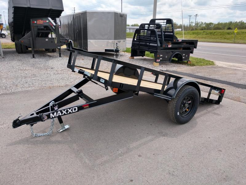60 X 10 Single Axle Utility Tilt - Maxxd