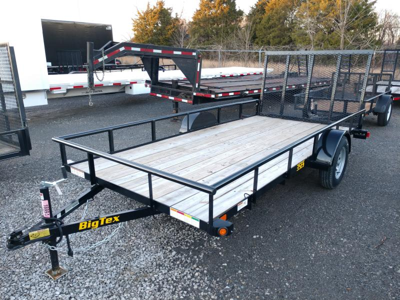 Used 77x14 Utility Trailer