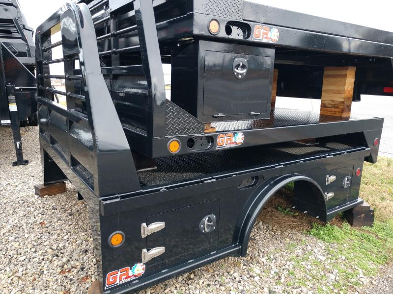 "2019 GR 80""x102"" Skirted Truck Bed"