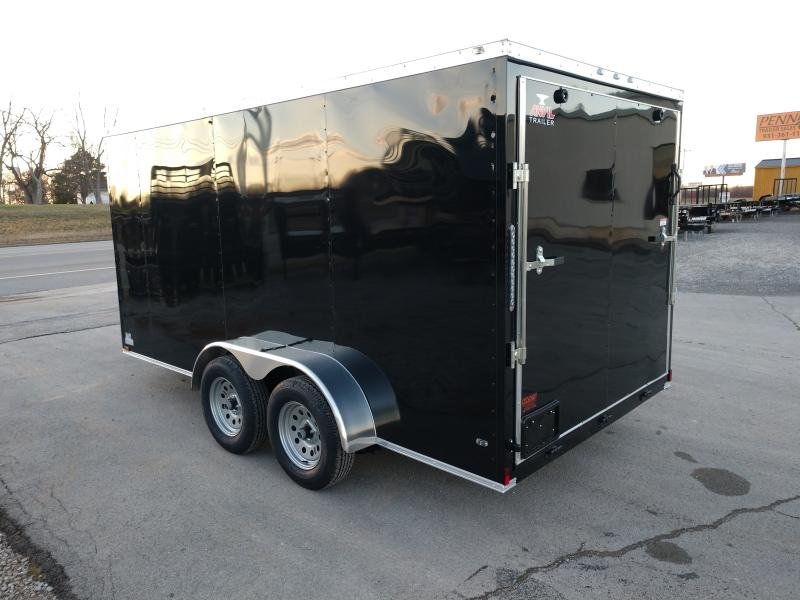 2020 Anvil AT7X14TA2 Enclosed Cargo Trailer