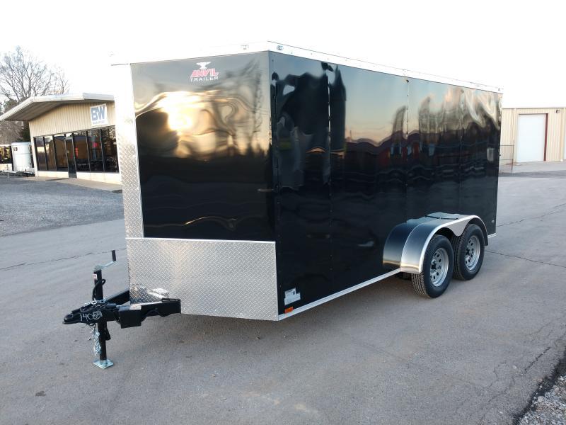 2020 Anvil AT7X14TA2 Enclosed Cargo Trailer
