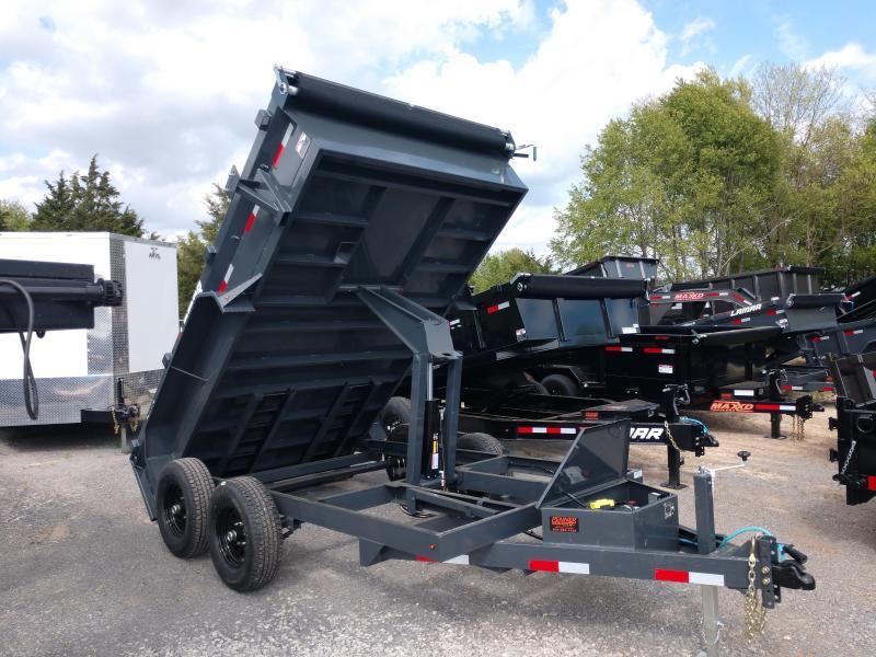 77x12 Dump Trailer