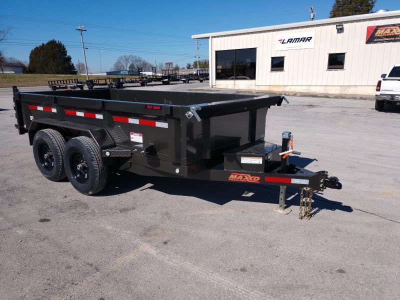 72x12 Dump MAXXD
