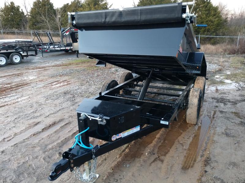 2020 Lamar Trailers Mini Dump (DS) 7K Dump Trailer 60X10